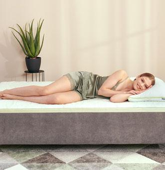 Aloe Vera Orthocell 4+1 Над-душек
